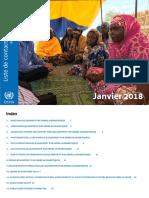 NIGER Liste de Contacts Humanitaires Janvier 2018