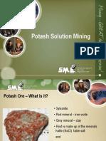 Potash Solution Mining All Grades