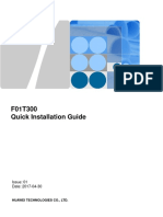 F01T300 Quick Installation Guide