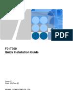 F01T300 Quick Installation Guide