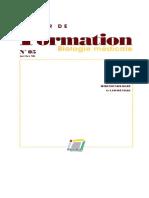 1996 Bioforma 05 Hormonologie Gazométrie