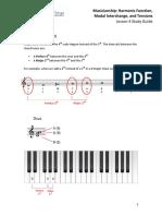 Berklee online Developing your musicianship 3 lesson 4