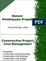 Sistem Pembiayaan Proyek1