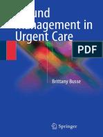 Wound Management in Urgent Care