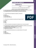 UD6 Examen Tecnologia 4º ESO