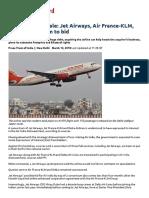 Air India Sale Prelims