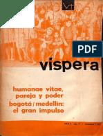 Vispera Año 2 Numero 07 Oct 1968