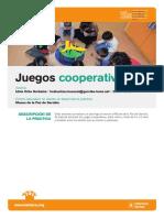Juegos Cooperativos Museo de La Paz de Gernika