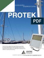 Protek LED Area Flood Lighting in Nunawading by Lighting Technology