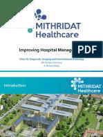 Mithridat Workshop – Improvement of hospital management by IT