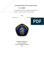 Tugas UAS KWU Contoh Kepemimpinan Dalam Org