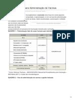 Eapv.com.Br-Procedimentos Para Administração de Vacinas