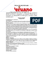 Ley 30012 Licencia a Trabajadores Directos
