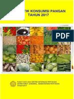 Statistik Konsumsi Pangan 2017