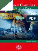 Cocina y Comidas en El Rio de La Plata