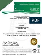 Homologacion Asset Doc Loc 6631812