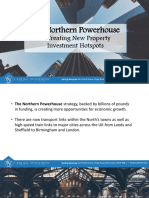 The Northern Powerhouse is Creating New Property Investment Hotspots