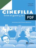CINEFILIA ENTRE EL GUSTO Y LA CALIDAD