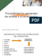 Tema Nº1 - Procedimientos Generales de Análisis y Su Evaluación (1)