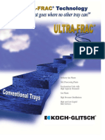 Ultra-frac High Performance Trays