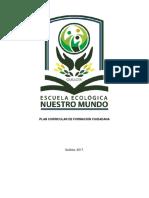 Plan Curricular de Formacion Ciudadana Escuela Nuestro Mundo Final (1)