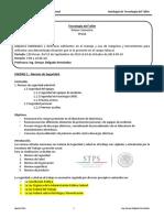 Antologia Tecnologia Del Taller UNIDAD 1
