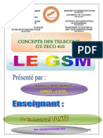 1 Excellent GSM Introduction
