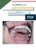 Patolgias Dentomaxilares