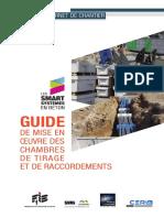 Guide de MO Des Chambres de Tirage Et de Raccordements CERIB