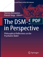 Demazeux & Singy Eds the Dsm v 2015