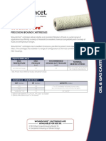 PEOC FILTER Wound Pure Precision Wound Elements