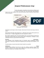 Proses dan tahapan Pelaksanaan Atap Zincalume.docx