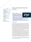 Mafermor Factors That Influence Microbes in Food