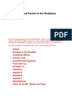 M7 Biological Factors in the Workplace