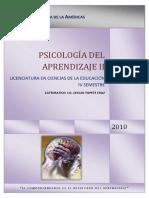 PE 032 Psicologia Del Aprendizaje II - Cecilio Topete