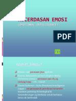 Kuliah 9 - Masalah Sosio Emosi KK