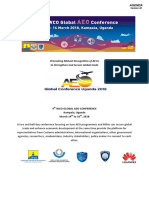 AEO Kampala 2018 Draft Agenda Version