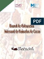 Artesanal_derivados Del Cacao