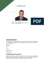 Expresiones Numericas Conversion Forzada