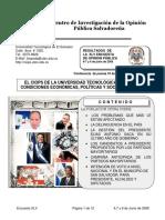 Ciops Boletin Xlv Elecciones 09