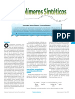 Química - Cadernos Temáticos - Polímeros Sintéticos