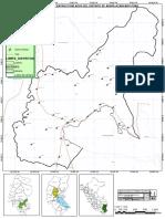 mapa de ubicacion del Distrito de Arapa