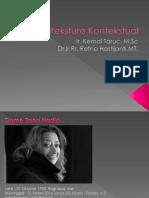 10 Karya Zaha Hadid