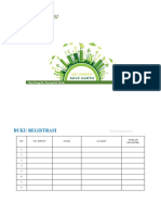 Buku Registrasi