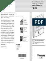 Manual Caldera Junkerd Fw20