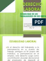 estabilidad laboral.pptx