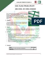Modulo-Auxiliar Ofimatico Nivel III