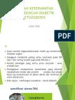 Asuhan Keperawatan Klien Dengan Diabetik Ketoasidosis