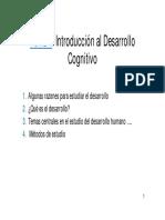 TEMA 1 Introducción al desarrollo cognitivo_2015-16