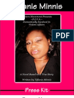 Press/Media Kit for Author Tiffanie Minnis